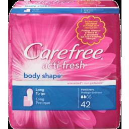 Photo of Carefree Bodyshape Long