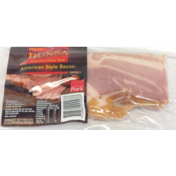 Photo of Hunsa Americn Style Bacon250g