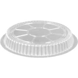 "Photo of 7"" Dome Transparent Lid For Foil Container"