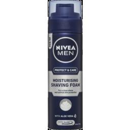 Photo of Nivea For Men Moisturising Shaving Foam 193g
