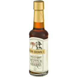 Photo of Busha Browne's Spicy & Hot Pepper Sherry