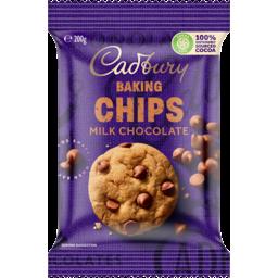 Photo of Cadbury Milk Chocolate Chips 200gm
