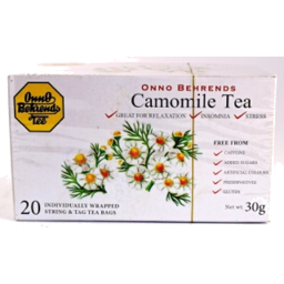 Photo of Herbal Tea - Camomile [50]