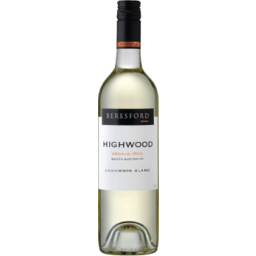 Photo of Beresford Highwood Sauvignon Blanc