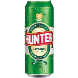 Photo of Hunter Strong 8% 500ml