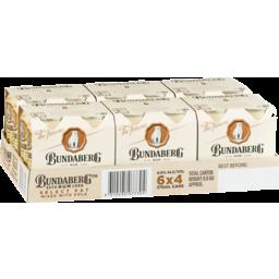 Photo of Bundaberg Select Vat Rum & Cola Cans
