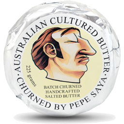 Photo of Pepe Saya Cultured Butter Salted 225g