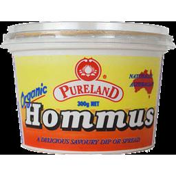Photo of Pureland Organic Hommus 300gm