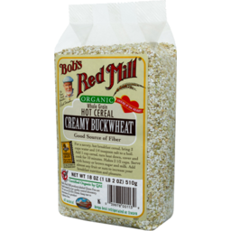 Photo of Creamy Buckwheat Cereal 510g