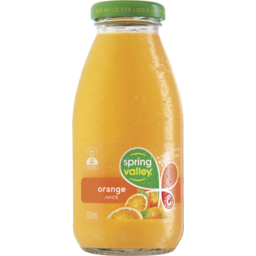 Photo of Spring Valley Orange Juice Bottles