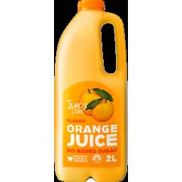 Photo of Juicy Isle Classic Orange Juice No Added Sugar 2L