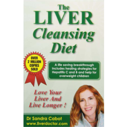 Photo of Cabot. Sandra Book - The Liver Cleansing Diet