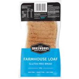 Photo of Bakeworks Loaf Farmhouse 400g