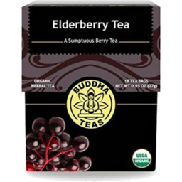 Photo of Buddha Teas - Elderberry Tea - 18 Tea Bags