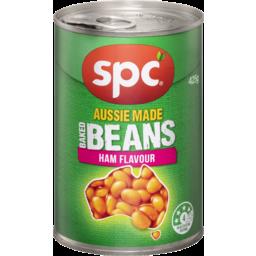 Photo of Spc Baked Beans Ham 425gm