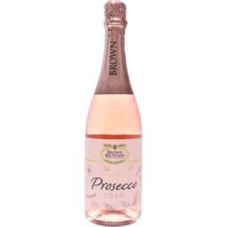 Photo of Brown Brothers Prosecco Rosé 750ml
