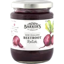 Photo of Barkers Beetroot Relish 260gm