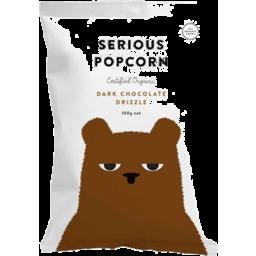 Photo of Serious Food Co Organic Choc Drizzle Popcorn