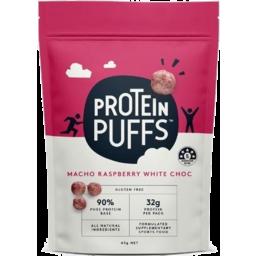 Photo of Protein Puffs Raspberry Choc 43g