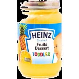 Photo of Heinz Fruit Dess Toddler