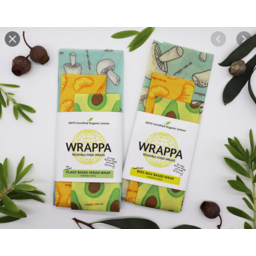 Photo of Wraps Plant Based (3) - Foodies
