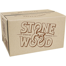 Photo of Stone & Wood Pacific Ale 330ml 24 Pack