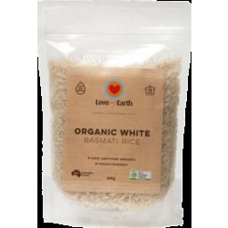 Photo of Love My Earth Rice - Basmati (White)