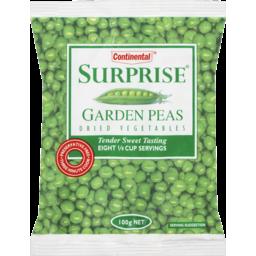 Photo of Continental Surprise Garden Peas 100g