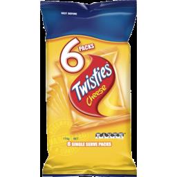 Photo of Smiths Twisties Cheese 6pk 114g