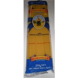Photo of Romanella Spaghetti #5 500gm