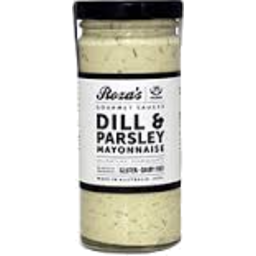 Photo of Roza's Dill and Parsley Mayonnaise 240ml