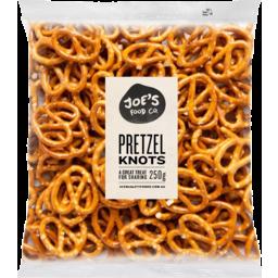 Photo of Joes Pretzel Knots 250gm