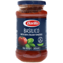 Photo of Barilla Basilico Pasta Sauce 400gm