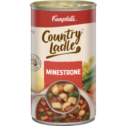 Photo of Campbell's Country Ladle Minestrone 495g