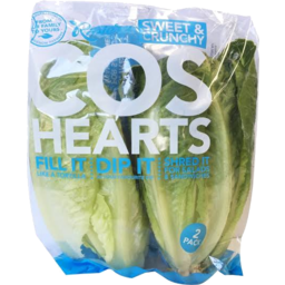 Photo of Lettuce Cos Baby Twin Pack