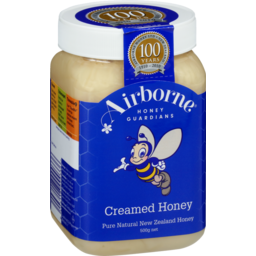 Photo of Airborne Honey Creamed 500g
