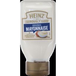 Photo of Heinz Seriously Good Mayonnaise Whole Egg 295ml