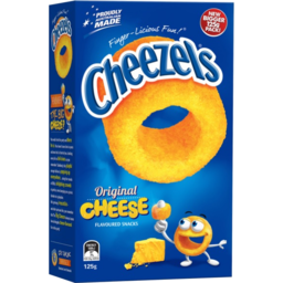 Photo of Cheezel's Cheese Box 125g