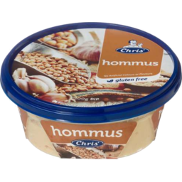 Photo of Chris Traditional Hommus 200gm