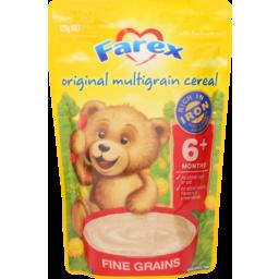 Photo of Farex Multigrain Baby Cereal Original 6+ Month 125g