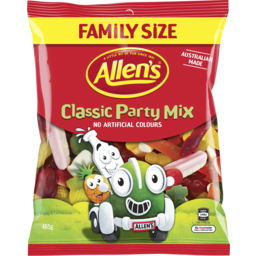 Photo of Allen's Party Mix Classic 465g