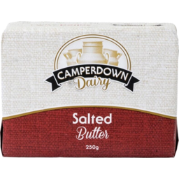 Photo of Camperdown Dairy Salted Butter 250gm