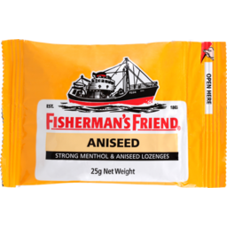 Photo of Fishermans Friend Lozenges Aniseed 25g 25g