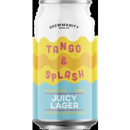 Photo of Tango & Splash Can
