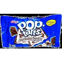 Photo of Pop Tarts Hotfudge Sundae