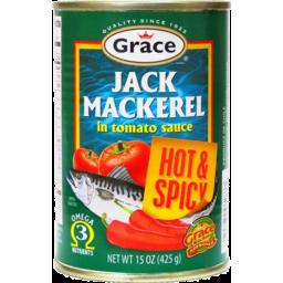 Photo of Grace Jack Mackerel Hot & Spicey