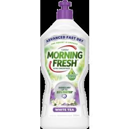 Photo of Morning Fresh Advanced Fast Dry White Tea Dishwashing Liquid 650ml