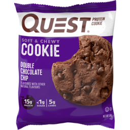 Photo of Quest Protein Cookie Double Chocolate Chip 59g