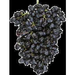 Photo of Grapes Black Carton
