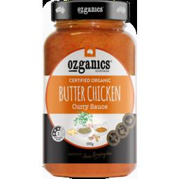 Photo of Ozganics Curry Sauce Butter Chicken 500g